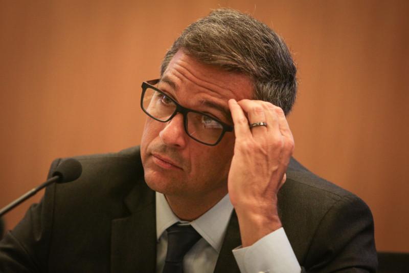 روبرتو كامبوس نيتو، محافظ البنك المركزي البرازيلي