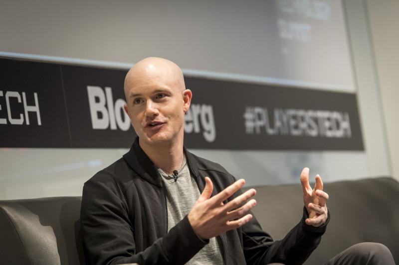 """برايان أرمسترونغ المؤسس المشارك والمدير التنفيذي لـ""""كوين بيز"""""""