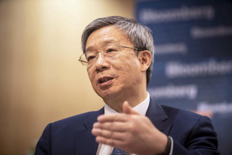 يي غانغ، محافظ بنك الشعب الصيني