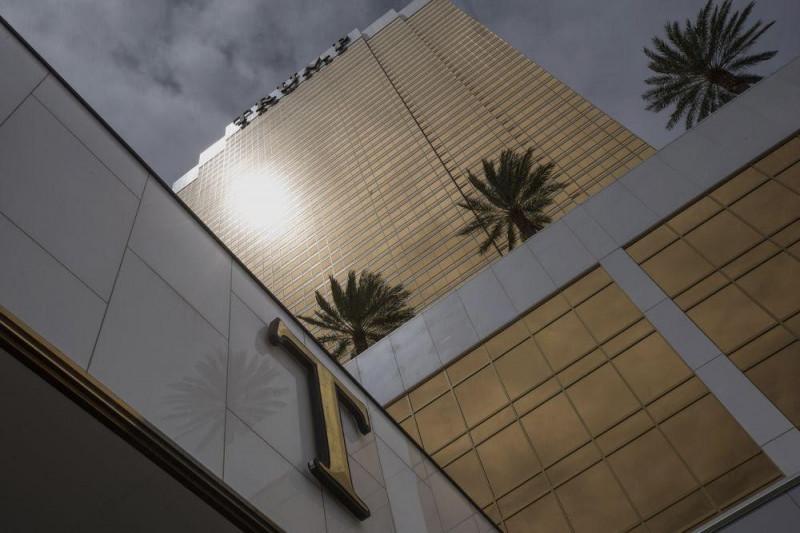 فندق ترمب بلاس فيغاس