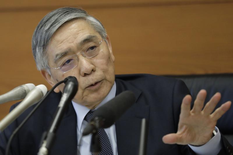 هاروهيكو كورودا، محافظ بنك اليابان