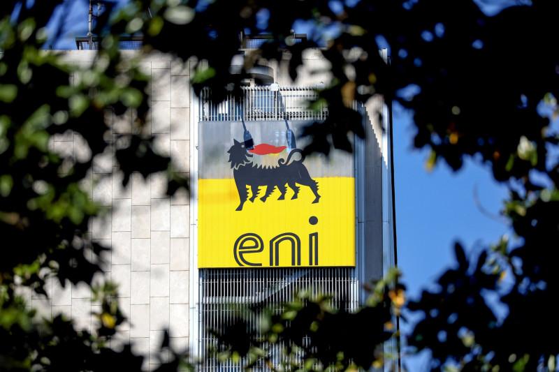 مقر شركة إيني الإيطالية في العاصمة روما