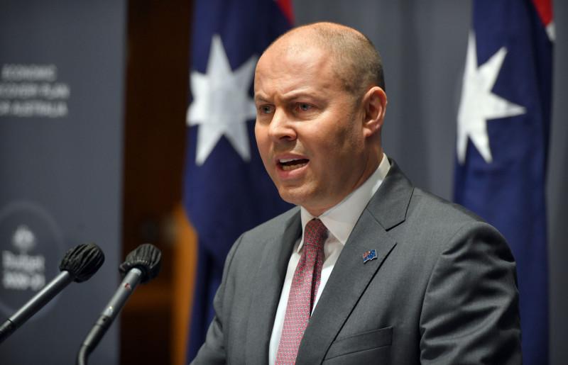 جوش فرايدنبرغ، وزير مالية أستراليا
