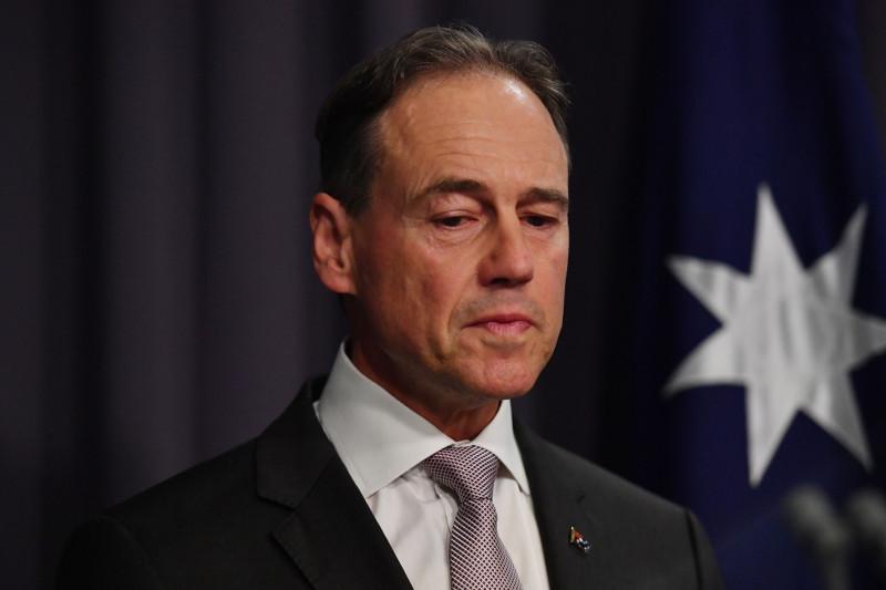 غريغ هانت، وزير الصحة الأسترالي