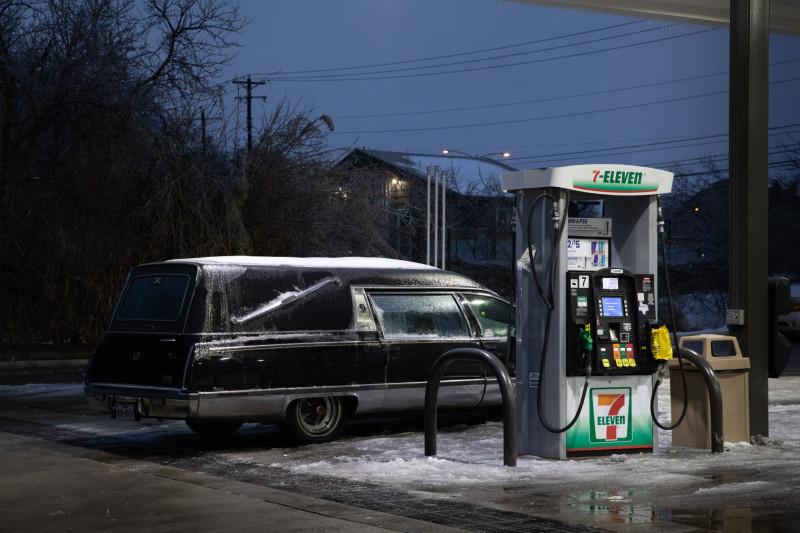 أسعار البترول تقفز بسبب موجة الصقيع