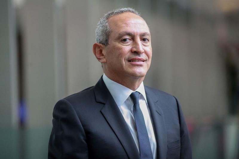 الملياردير المصري ناصف ساويرس