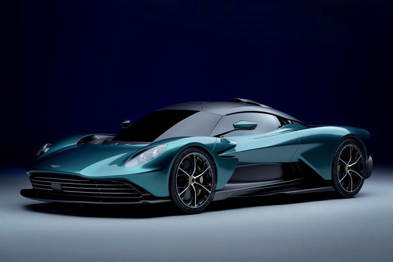 """من المقرر دخول سيارة """"فالهالا"""" ذات محرك """"V8""""، بمرحلة الإنتاج في عام 2023"""