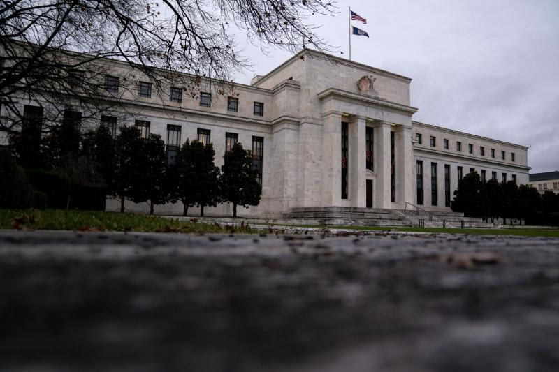مبنى البنك الاحتياطي الفيدرالي الأمريكي