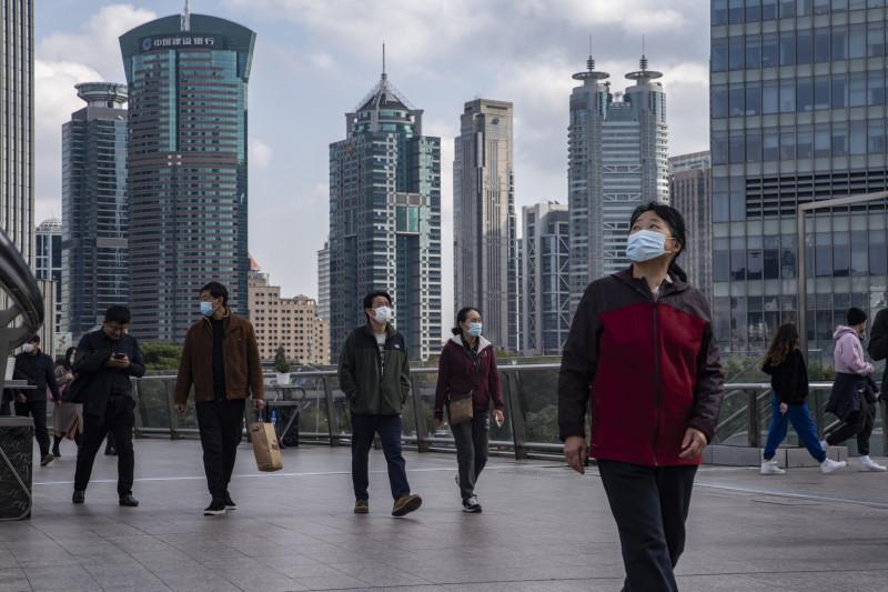 توزيع اللقاحات عزز من فرص النمو في الصين