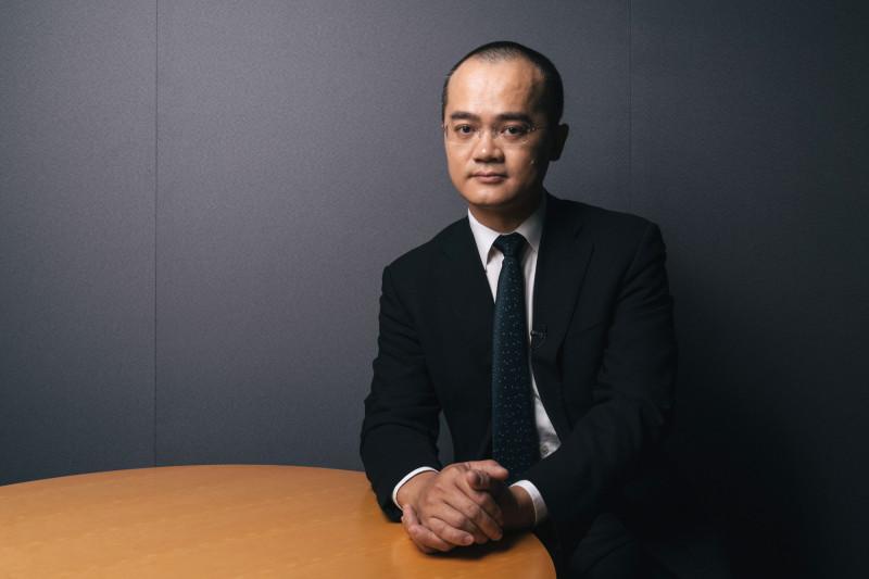 """وانغ شينغ، رئيس شركة """"ميتوان"""" الصينية العملاقة لتوصيل الطعام"""