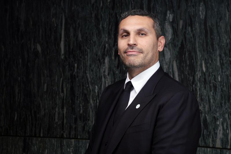 خلدون خليفة المبارك، العضو المنتدب والرئيس التنفيذي مبادلة