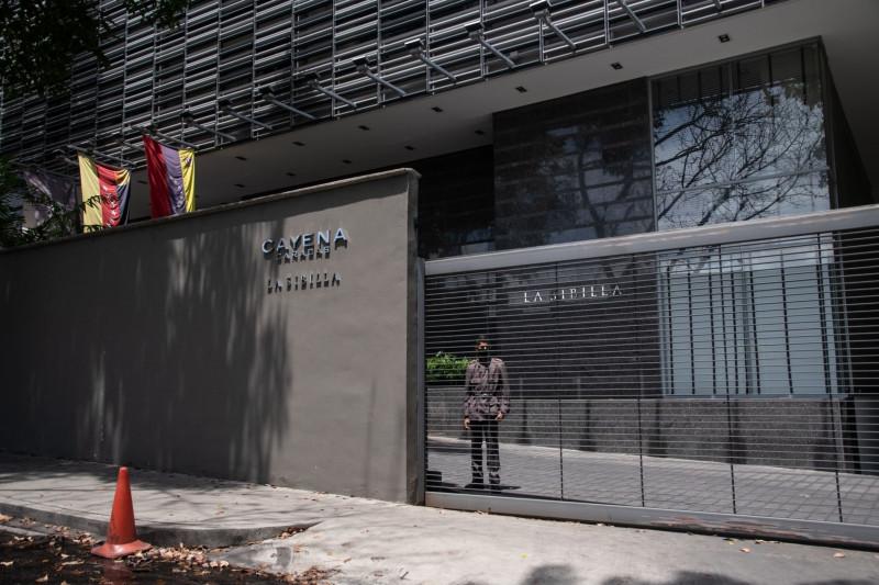 فندق كايينا في حي لا كاستيلانا في كاراكاس