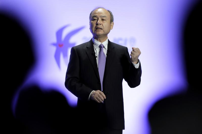 ماسايوشي سون  مؤسس سوفت بنك