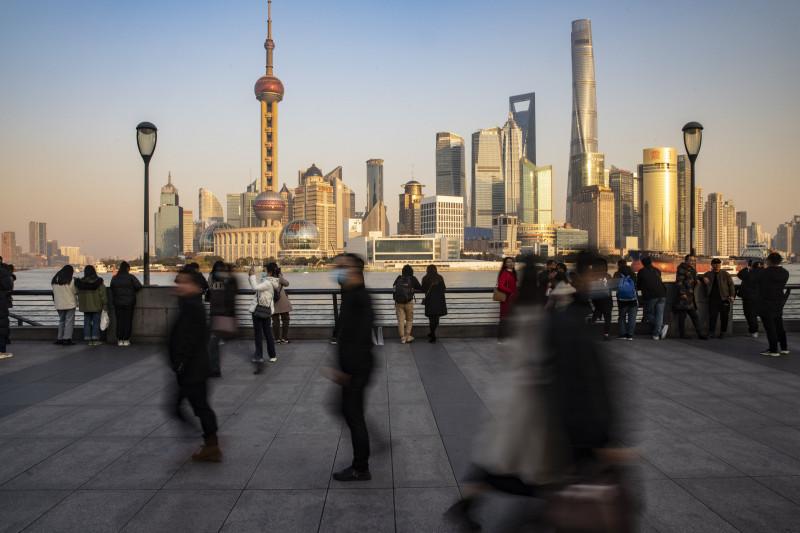 مدينة شنغهاي - الصين