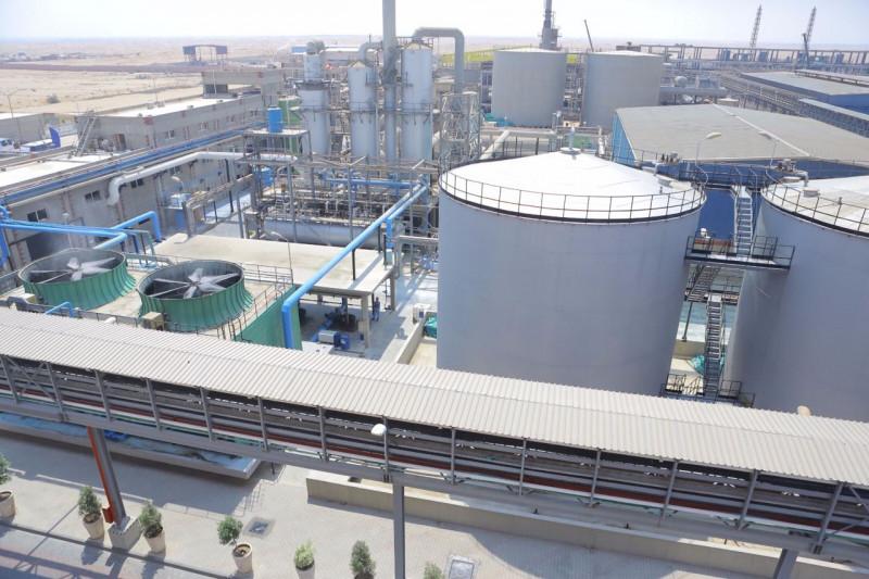 يستهدف برنامج الإصلاح الاقتصادي الهيكلي في مصر زيادة وزن الصناعة في الاقتصاد