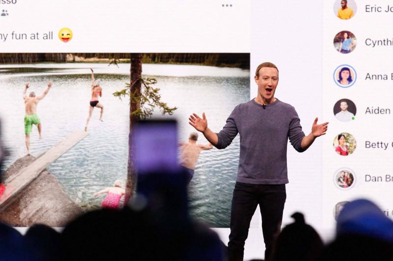 """في عام 2019، أعلن الرئيس التنفيذي لـ""""فيسبوك""""، مارك زوكربيرغ، عن ميزات جديدة بشأن الخصوصية في منتجات شركته، بما في ذلك """"ماسنجر""""، و""""واتساب"""" و""""إنستغرام""""."""