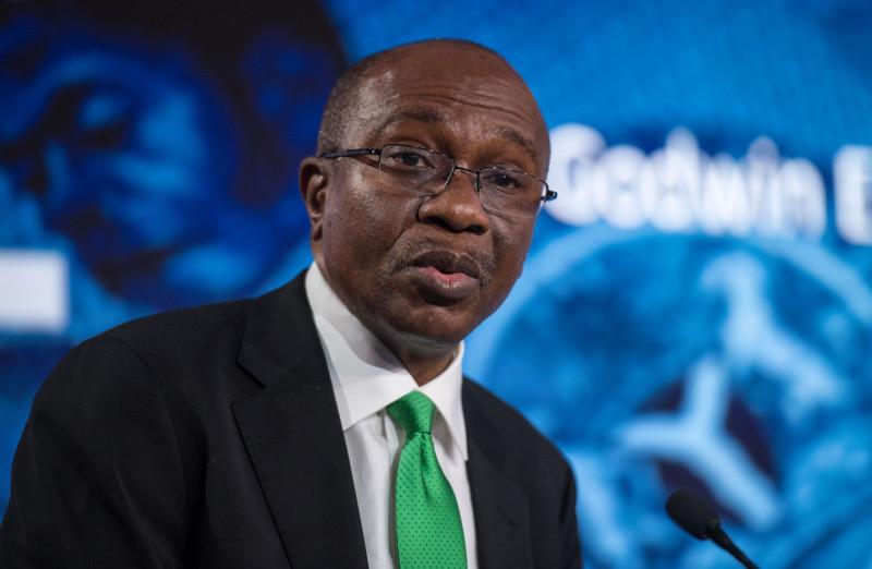 غودوين إيميفيل، محافظ البنك المركزي النيجيري