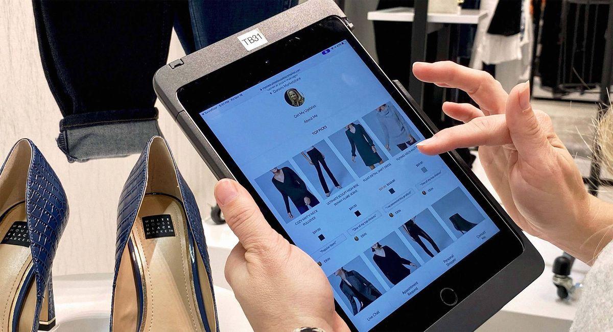 التسوق عبر الإنترنت ازدهر خلال جائحة كورونا