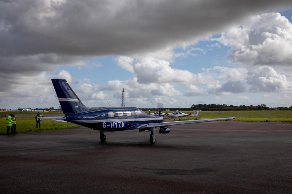"""ستستخدم شركة """"زيرو إيفيا"""" (ZeroAvia) المبلغ في بدء توسيع نطاق نظام الدفع الذي يعمل بالهيدروجين، لكي يتم استخدامه في الطائرات الأكبر التي يمكن أن تحمل ما لا يقل عن 50 راكباً. ويضم أحدث وأكبر طراز طائرات للشركة حالياً حوالي 19 مقعداً."""