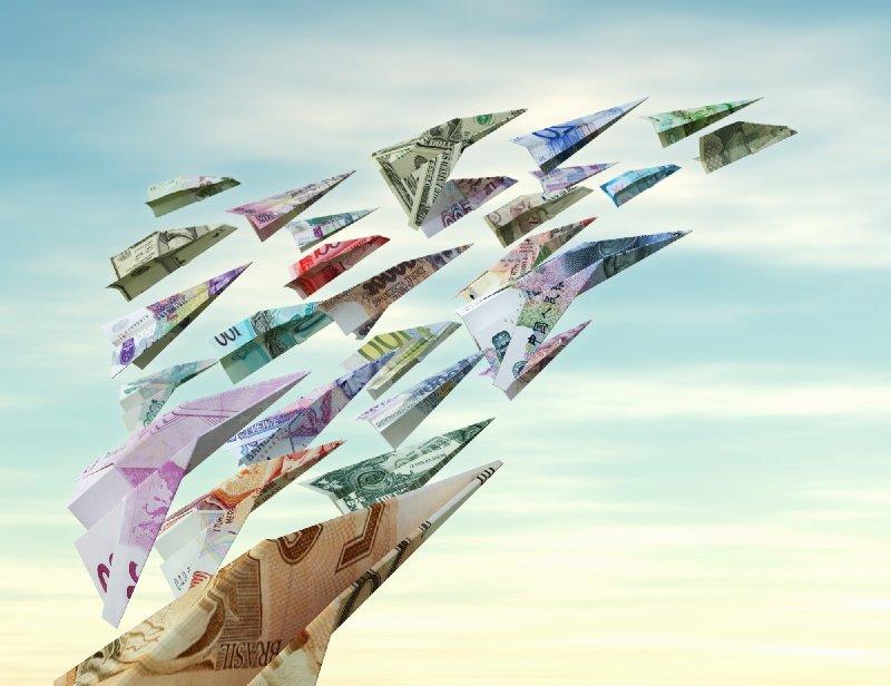 العالم يتوجه نحو الاستثمارات الأقل سيولة.
