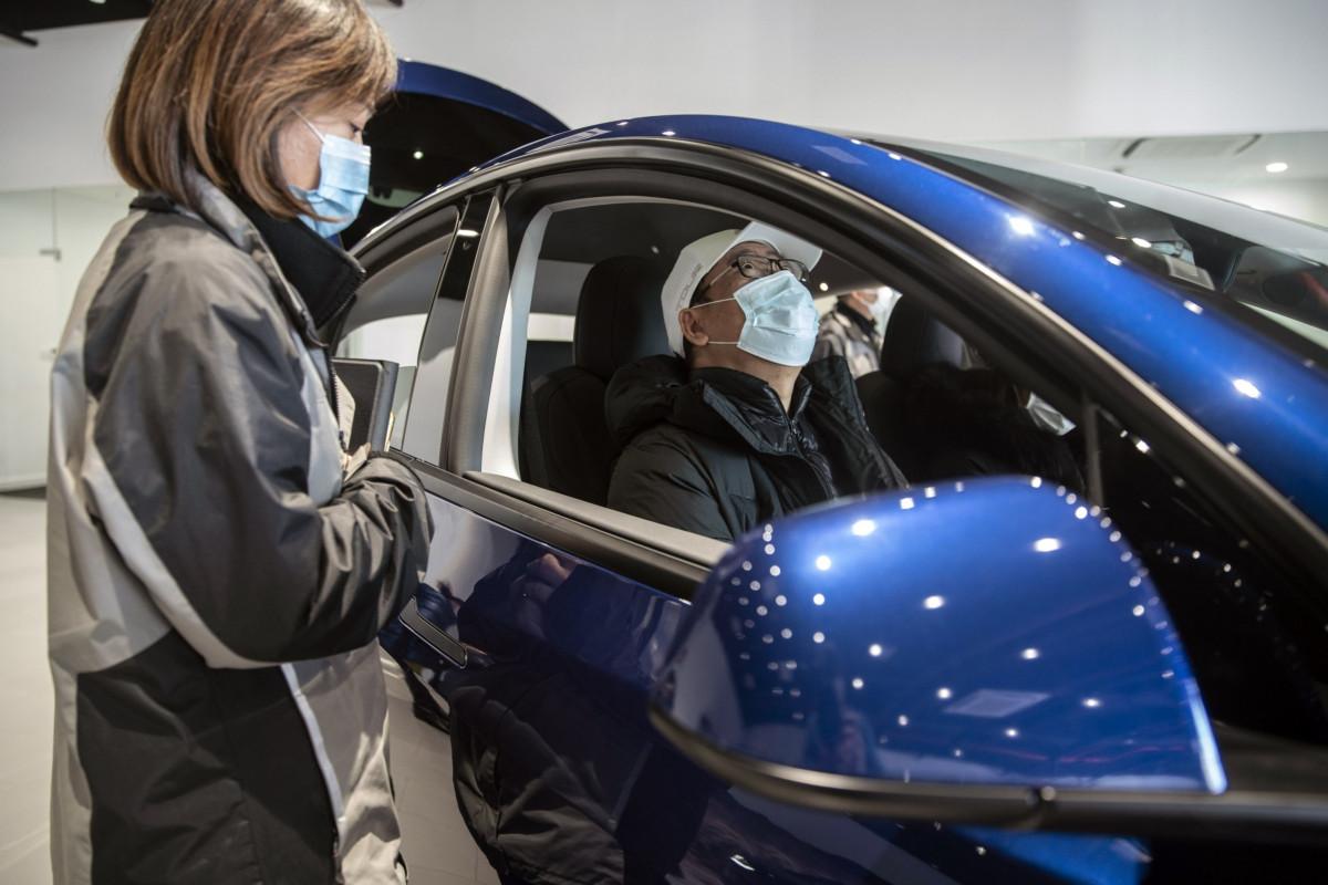 """يُنظر إلى حجم مبيعات الربع الأول من 2021، على نطاق واسع على أنه مقياس للطلب على سيارات""""تسلا"""" واهتمام المستهلكين بالمركبات الكهربائية في جميع أنحاء العالم"""