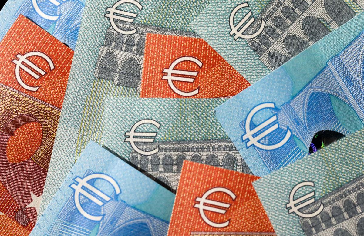 أوراق نقد أوربية - يورو