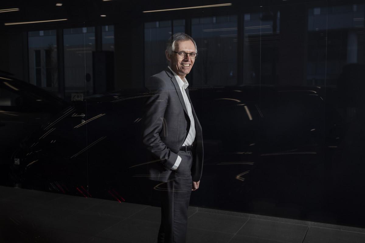 كارلوس تافاريس ، الرئيس التنفيذي لمجموعة PSA